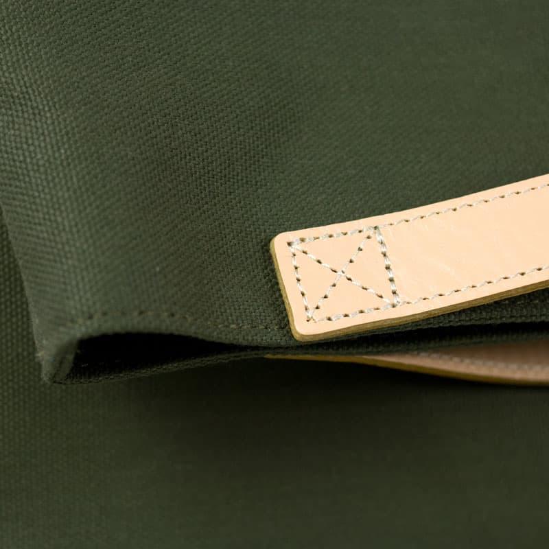 サップグリーン(革色ベージュ)