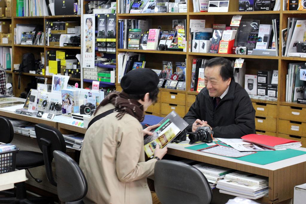 静岡市の杉山写真材料店様にて当店商品のお取り扱いが始まりました。